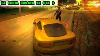 La copia Barata de Gta 3 - Grand Theft auto