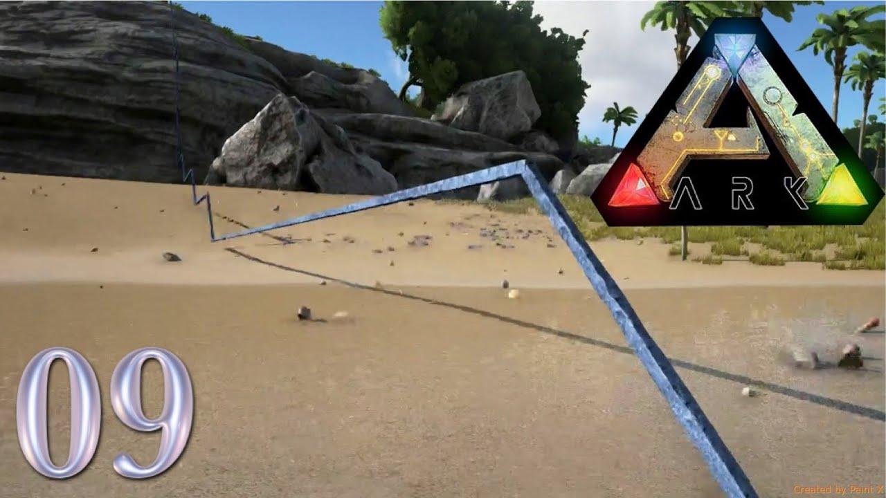 let's play: ark: survival evolved - s2e09 - rohre richtig bauen