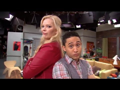Tahj Mowry & Melissa Peterman Make Their Own