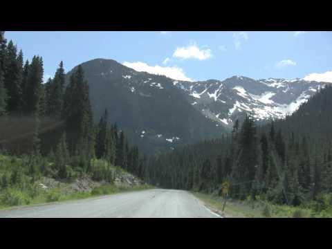 Through the Cascades on Washington State Route 20