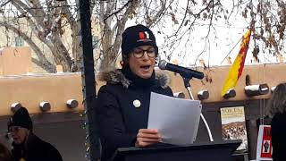 2018 Santa Fe New Mexico Women's March - Lindsay Conover