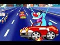 oggy train game☆oggy car speed☆cartoon game