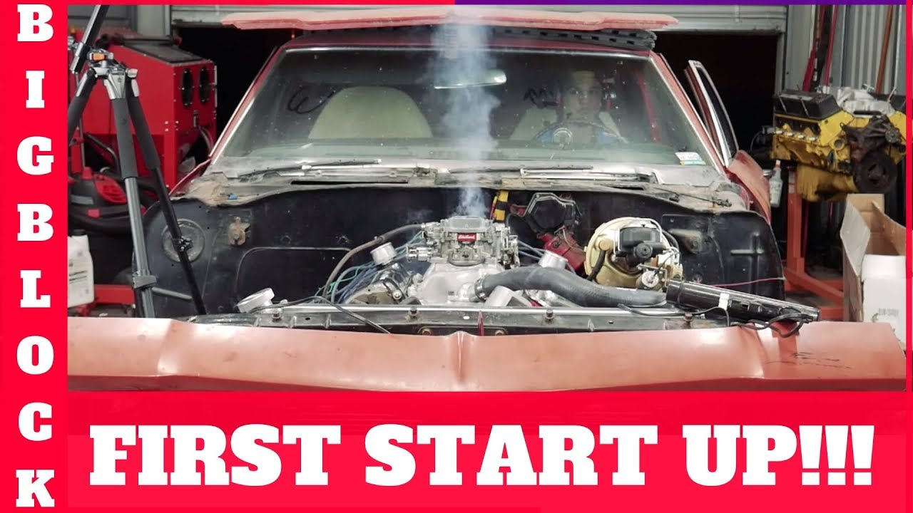 First Time Startup and Break In of the Rebuilt Engine | Breaking in a New  Camshaft | Spark Plug Gap