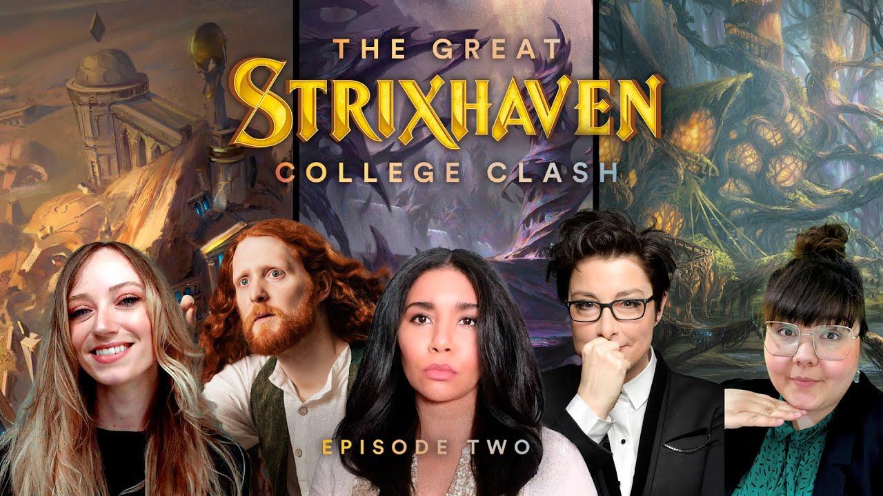 The Great Strixhaven College Clash Episode 2 Trailer
