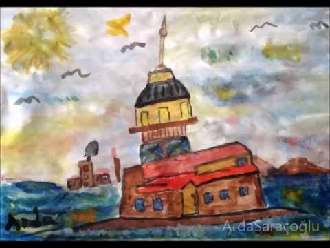 Istanbul Watercolor Society paintings of 2013 Contest...