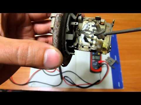 Фото №21 - как проверить датчик уровня топлива ВАЗ 2110