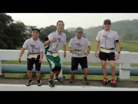 Team Running Without Limits La Union Ku Ikaika International Marathon 2012