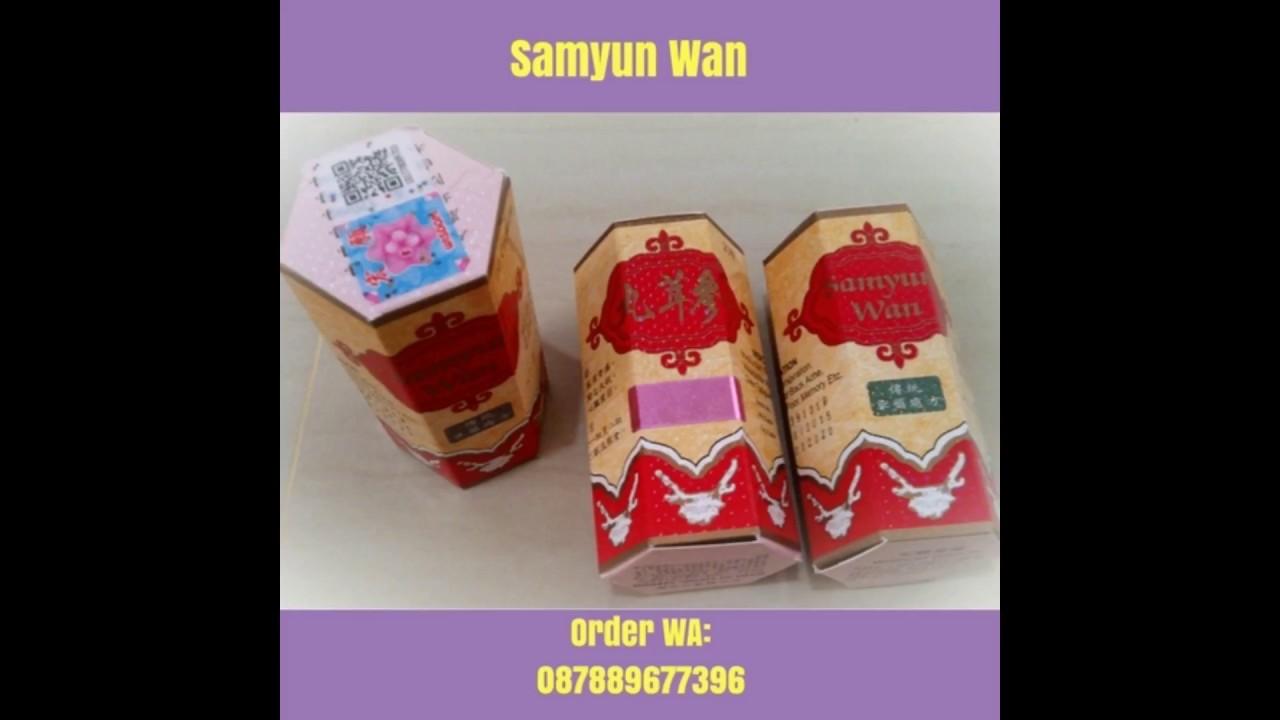 Jual Samyun Wan Penggemuk Badan Welcome To Sam Yun Samyunwan Yu Samyuwan Pil Herbal Asli Wa