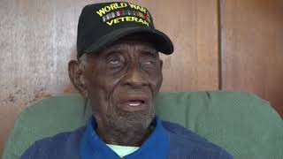 Richard Overton Interview: 112 Years Old and the Oldest WWII Veteran