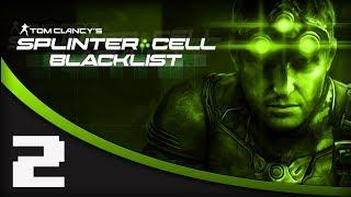 Splinter Cell: Blacklist Longplay #2 (Non-Commentary)