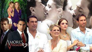 Amores Verdaderos: ¡La boda doble de Victoria y Nikki! | Gran Final | Escena - C95