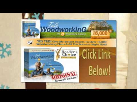 Teds Woodworking Package Download Free