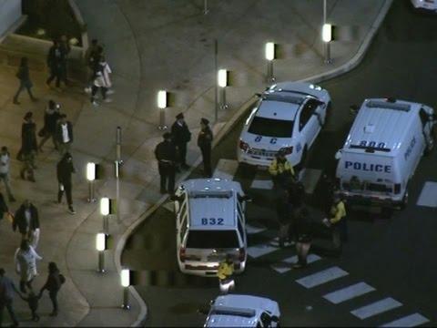 Four Arrested In Philadelphia Mall Disturbance