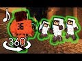 """No Control"" - Minecraft 360° Music Video - ORIGINAL SONG"