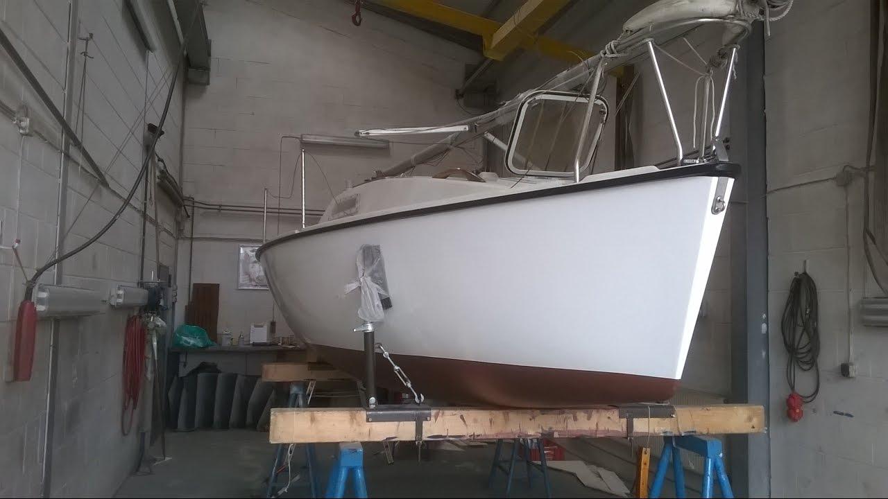 Top Segelboot restaurieren (Refit) - YouTube HW08