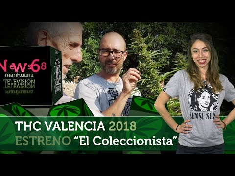 Copa THC Valencia 2018 El Coleccionista de Cannabis y Guano de Murciélago para la marihuana. News 68