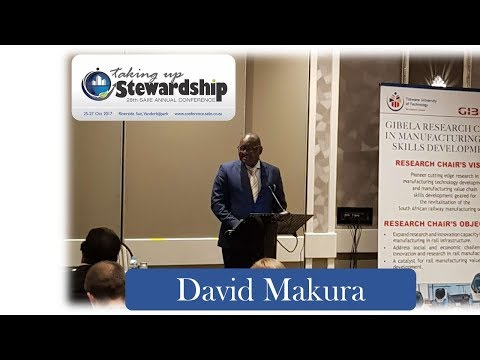 SAIIE28: Role of Industrial Engineering in Government - Premier David Makhura