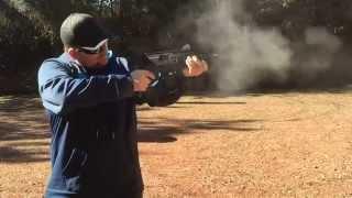 cz scorpion evo 3 s1 shooting review