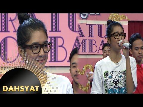Yuk Bareng Mikha Tambayong 'Temukan Jawabannya' Yang Doi Suka [Dahsyat] [7 Des 2016]