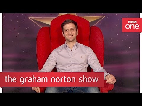 Download Youtube: Red chair contributor has an exciting announcement to make - The Graham Norton Show 2017: Preview