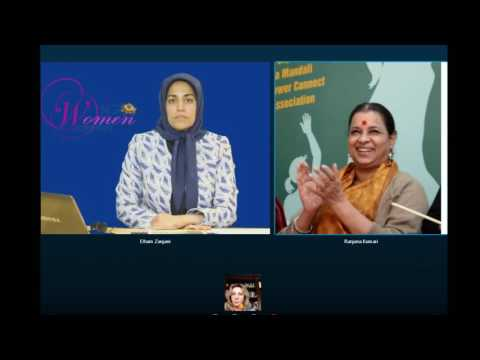 conference on Women's rights in tomorrow's Iran