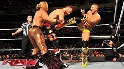Adrian Neville & Sami Zayn vs. Tyler Breeze & Tyson Kidd - NXT TakeOver Tag Team Match: Raw, Sept. 8