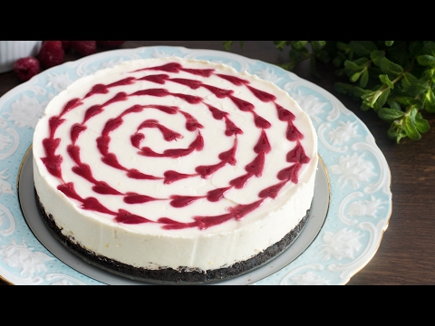 No-Bake White Chocolate Raspberry Cheesecake Recipe