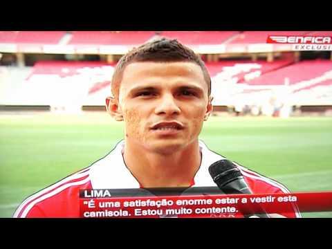 Entrevista - Lima (SL Benfica)