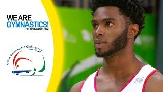 2018 Guimaraes Artistic Gymnastics World Challenge Cup – Highlights Men