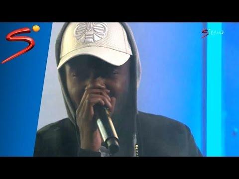 HomeGround - Kwesta : Ngiyaz'fela Ngawe Live performance