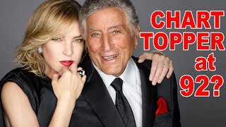 Baixar Will Tony Bennett Hit Number One Again At Age 92? New Album with Diana Krall!