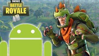 La liste des appareils Android compatibles à Fortnite!