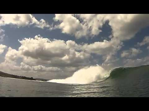 Popoyo, Nicaragua surf trip GoPro
