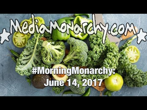 Defibrillator Drones & Chemical Straitjackets on #MorningMonarchy: #June14, 2017