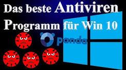 Kostenloser und guter Antivirenschutz für Windows 10 - Panda free Antivirus