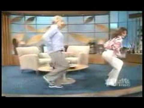 Paula Abdul - Brave, Idina Menzel. =]