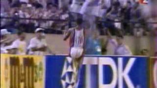 Athletisme 1991 Mike Powell vs Carl Lewis Tokyo91