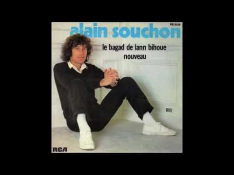 Alain Souchon - Le Bagad De Lann Bihoue (coffret : Platinium Collection, 2004)