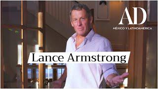 El ciclista Lance Armstrong te invita a conocer su casa en Aspen