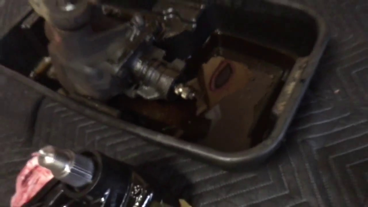 2003 f250 steering gear box replacement [ 1280 x 720 Pixel ]