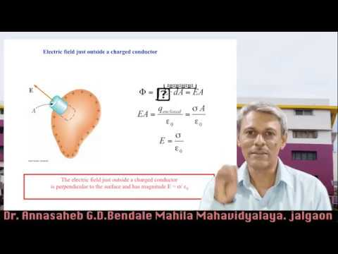Physics: Guass Law by A P Saro...