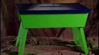 501- Shop Step Stool