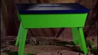 501- Shop Step Stool