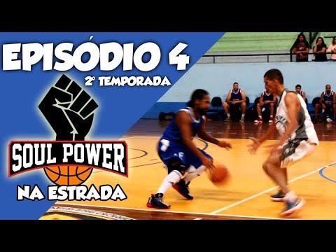 DPC MANDOU A GUITARRINHA - SOUL POWER NA ESTRADA EP. 4 - 2° TEMPORADA