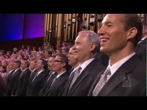 Count Your Blessings Instead of Sheep, from White Christmas - Mormon Tabernacle Choir