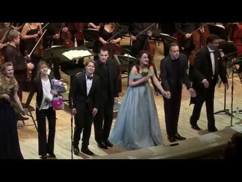 Gounod 'Faust' | Stephen Costello, Anita Hartig, Luca Pisaroni, Moscow 2018