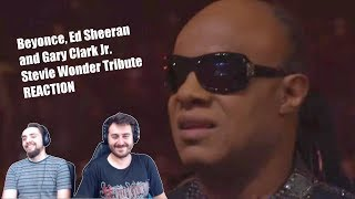 """Stevie Wonder Tribute"" Singers REACTION"