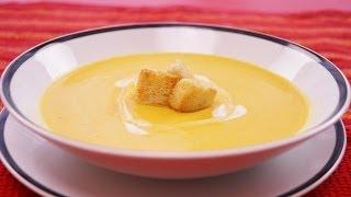 Butternut Squash Soup Recipe: How To Make: Diane Kometa-dishin' With Di  #108