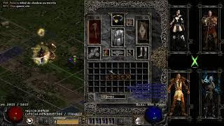 SEX vs EKG Diablo 2 CLAN WARS 3X3 PVP Online