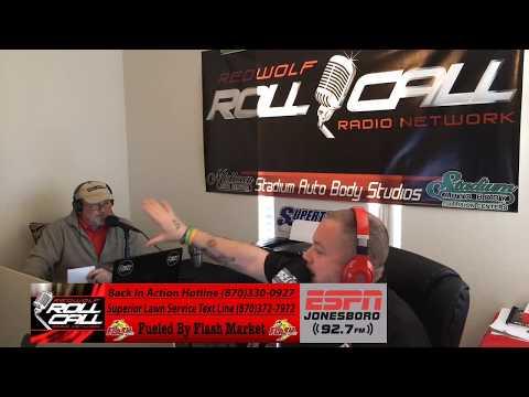Thursday's RWRC Radio W/JC & Uncle Walls 2.15.18